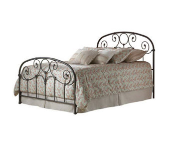 Grafton Queen Bed with Bed Frame - H157431