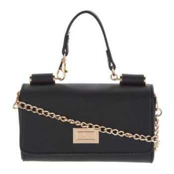 As Is Petite Handbag with Detachable Chain by Lori Greiner