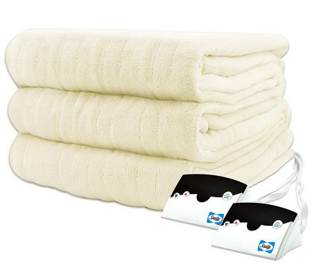 Biddeford Microplush King Size Heated Blanket