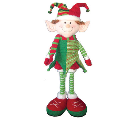 "20"" Musical Elf by Santa's Workshop"