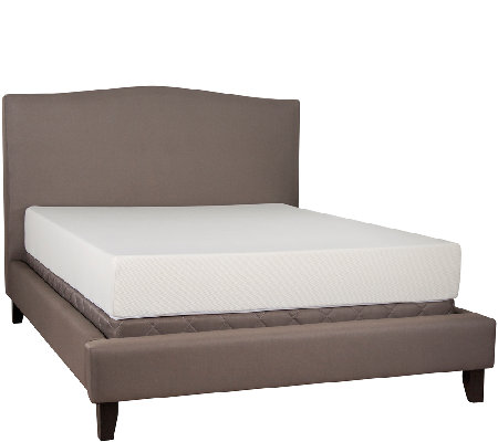 PedicSolutions Handcrafted Latex Foam Twin Mattress — QVC