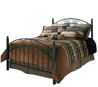 Hillsdale Furniture Willow Bed - Queen - H156432