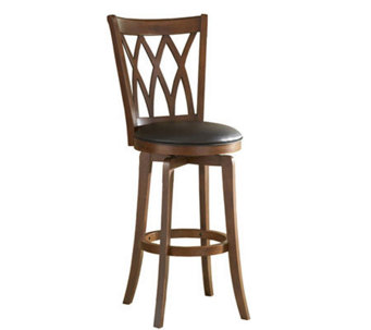 Hillsdale Furniture Mansfield Swivel Counter Stool - H174232