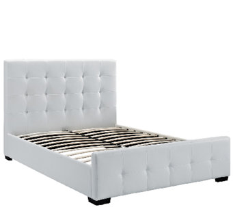 White Twin Bed Frames beds — furniture — for the home — qvc