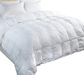 Blue Ridge 233TC Cotton Cambric Down Twin Comforter - H285832