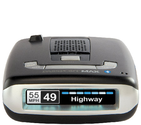 Escort Passport Max2 HD Radar Detector