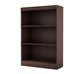 South Shore Axess 3-Shelf Bookcase - H358632