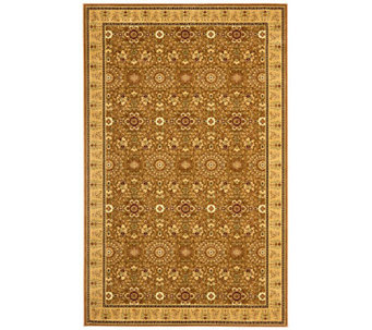 Treasures Bordered Persian Power-Loomed 4' x 6'Rug - H361832