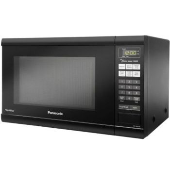 Panasonic 1.2 Cu. Ft. 1200W Countertop Microwave Oven - Black