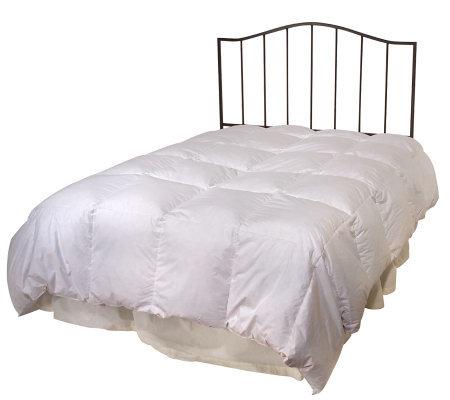 king size luxury oversized down comforter. Black Bedroom Furniture Sets. Home Design Ideas