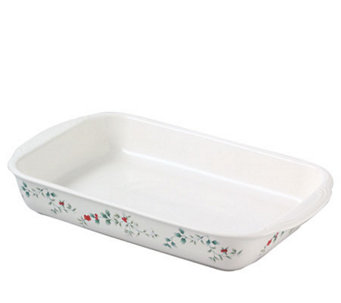 Pfaltzgraff Winterberry Rectangular Baker - H184433