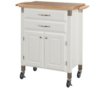 Home Styles Dolly Madison Prep and Serve KitcheCart - White - H141034