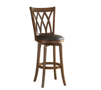 Hillsdale Furniture Mansfield Swivel Bar Stool - H174234