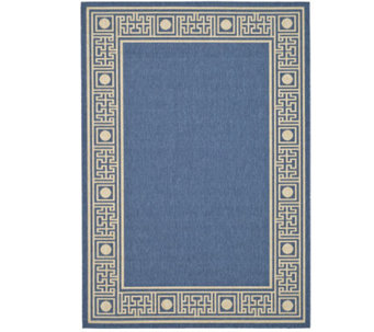 "Safavieh Courtyard Greek Revival 5'3"" x 7'7"" Rug - H178934"
