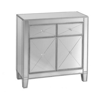 Knight Mirrored Cabinet - H185434