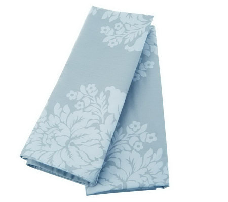 Northern Nights Tonal Damask Set of 2 Reversible Shams