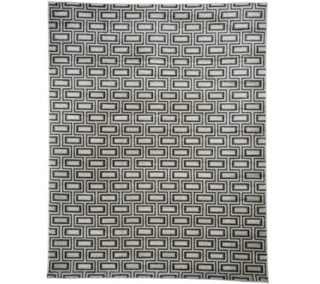 "Scott Living Block Party 7'10"" x 10' Indoor Rug"