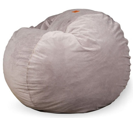 CordaRoy's Full Size Convertible Bean Bag Chair by Lori Greiner