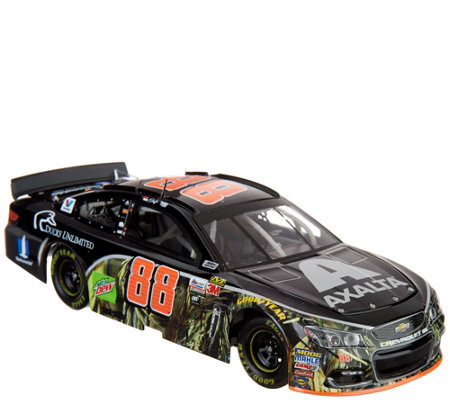 Dale Earnhardt Jr. Axalta 1:24 Ducks Unlimited Die Cast Car