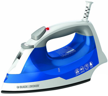 Black & Decker EasySteam Iron