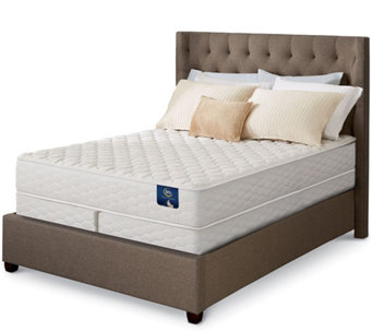 serta tahoma firm split queen mattress set h292034