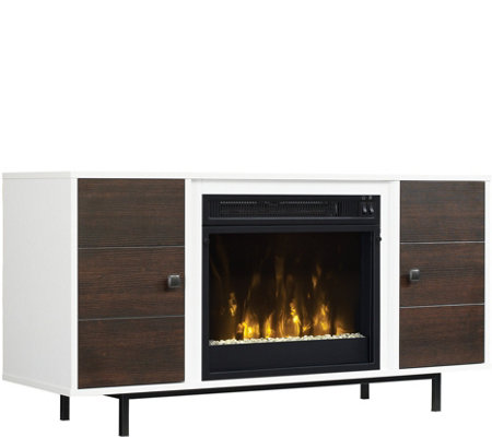 Classic Flame Ridgeville Fireplace TV Stand forTVs up to 55""