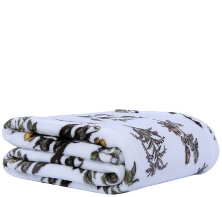 Berkshire Blanket Printed Garden Throw
