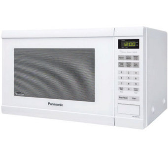 Panasonic 1.2 Cu. Ft. 1200W Countertop Microwave Oven - White - H362334