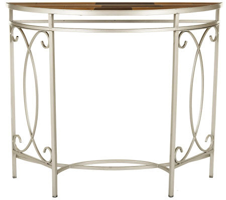 Safavieh Dawn Demilune Console Table