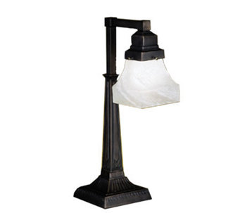 Tiffany-Style Country Bungalow Desk Lamp - H159735