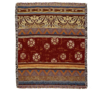 Santa Fe Tapestry Throw by Simply Home - H188035