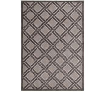 "Graphic Illusions 7'9"" x 10'10"" Rug by Nourison - H286335"