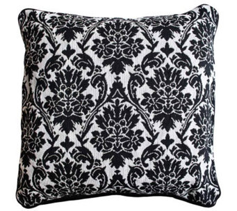 "Devonshire 18"" x 18"" Tapestry Decorative Pillow - H349235"