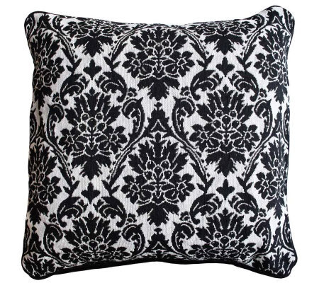 "Devonshire 18"" x 18"" Tapestry Decorative Pillow"