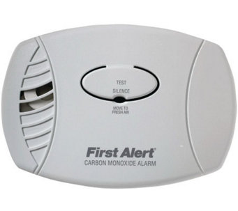First Alert Carbon Monoxide Plug-in Alarm - H363735