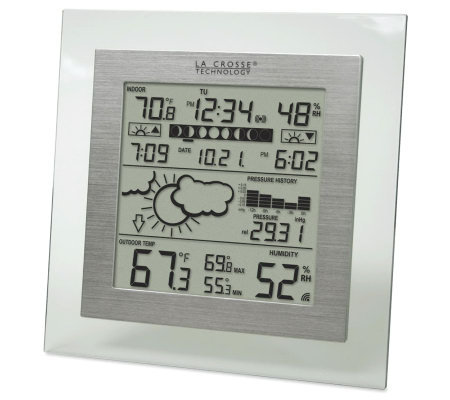 La Crosse Technology WS-9257U-IT Wireless Forecast Station