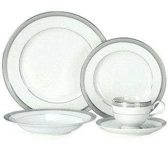 Mikasa Platinum Crown 40-Piece Dinnerware Set - H177736