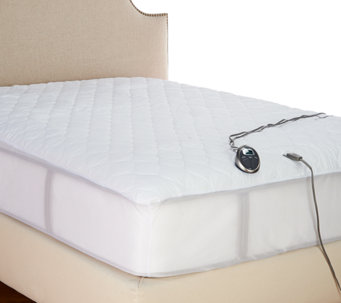 Sunbeam California King Heated Mattress Pad - H209836