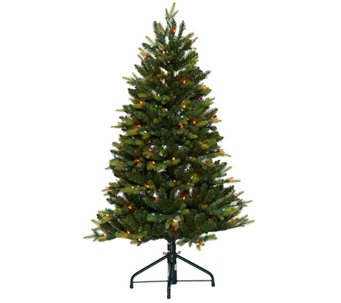 as is bethlehem lights prelit 65 corner tree h215236 - Corner Christmas Tree