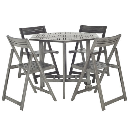 Safavieh Kerman Table and Chair Set