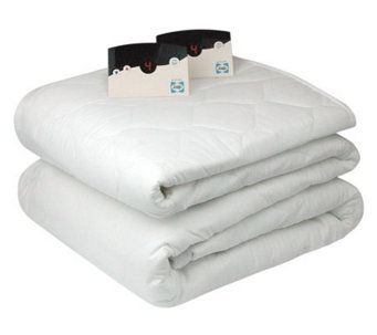 Biddeford Heated Twin Size Mattress Pad - H353536