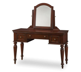 Home Styles Lafayette Vanity Table & Mirror - H353936