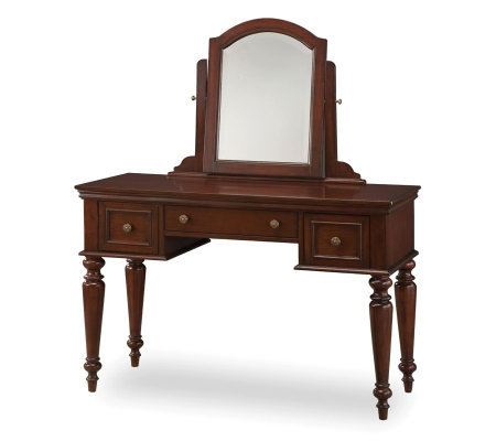 Home Styles Lafayette Vanity Table & Mirror