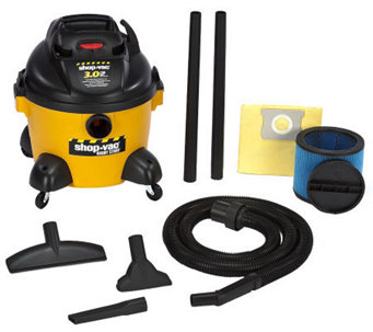 Shop-Vac Right Stuff 6-Gallon Wet Dry Vacuum - H365436
