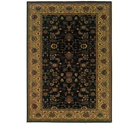 "Couristan 5'3"" x 7'6"" Everest ""Tabriz"" Rug"