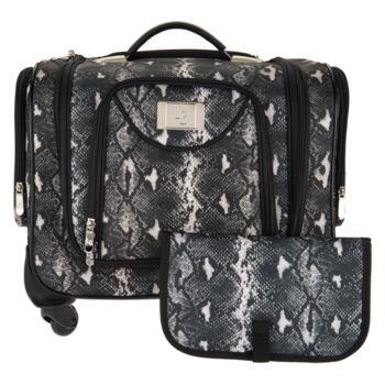 Weekender Bag with Snap In Toiletry Bag by Lori Greiner