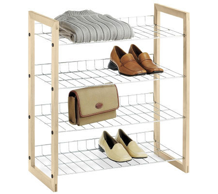 Whitmor Wire Closet Shelves