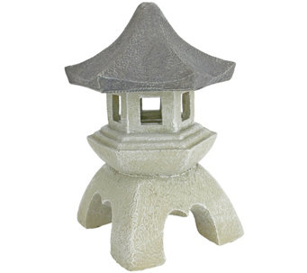 Design Toscano Asian Pagoda Lantern Garden Sculpture - Medium - H283637