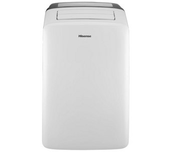 Hisense 14,000 BTU Portable AC w/ Heat and Remote Control - H289337