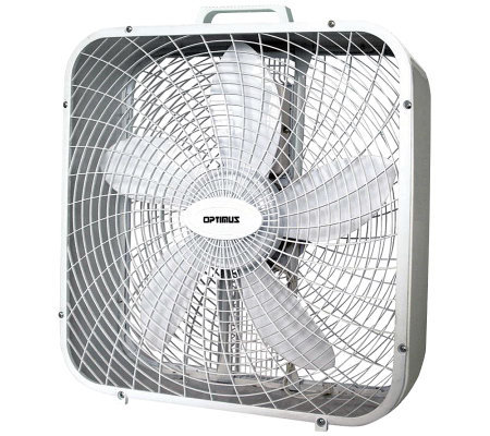 "Optimus 20"" Box Fan"